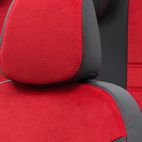 Otom Alfa Romeo 147 2001-2009 Özel Üretim Koltuk Kılıfı London Design - Thumbnail